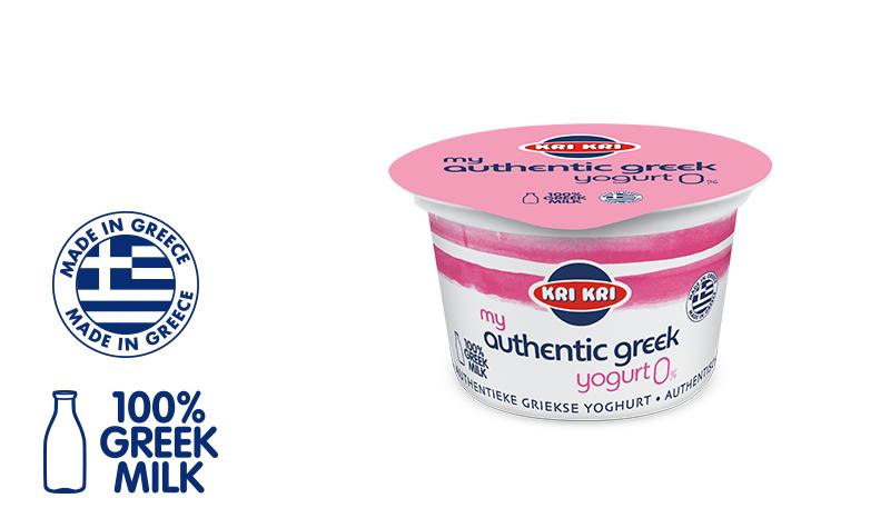 Joghurt 0% Fett 170g